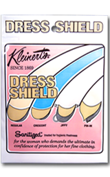 Kleinert's Sew in Dress Shields