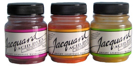 Jacquard Acid Dyes by Manhattan Wardrobe Supply