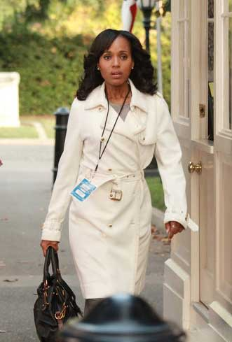 Olivia Pope in Scandal Season 1