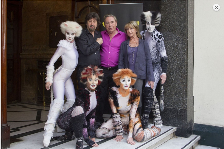 Cats the Musical Broadway 2014