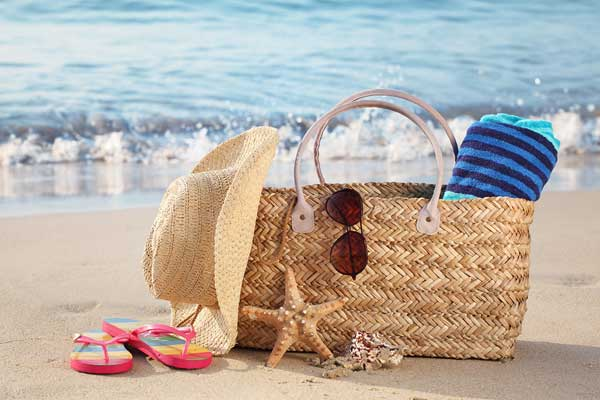 Summer Beach Bag by Manhattan Wardrobe Supply