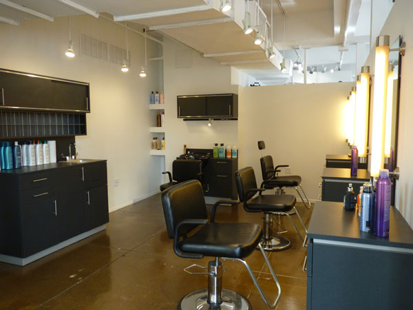 Hair Salon at MWS Pro Beauty