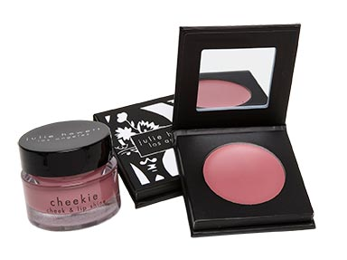 Julie Hewett Cheekie Cheek cheek and Lip Shine by Manhattan Wardrobe Supply