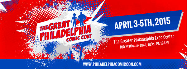 Welcome to Philadelphia Comic Con 2015 by Manhattan Wardrobe Supply