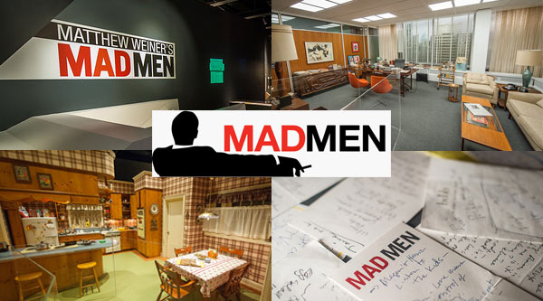 Mad Men at the MOMI by Manhattan Wardrobe Supplies