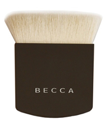 This Becca brush is an essential makeup travel product from MWS Pro Beauty