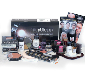 StarBlend Makeup Educational Makeup Kits by MWS Pro Beauty