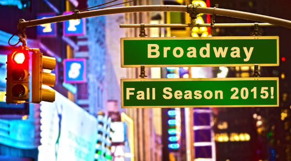 Broadway Fall Season 2015 by Manhattan Wardrobe Supply
