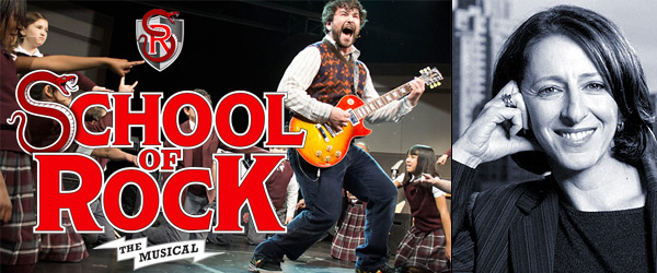 Broadway Fall Season 2015 School of Rock by Manhattan Wardrobe Supply