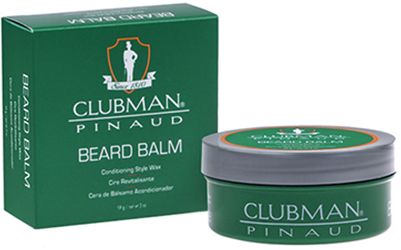 Clubman Beard Balm for Valentine's Day by MWS Pro Beauty