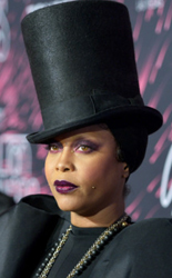 New York Fashion Week Erykah Badu by Manhattan Wardrobe Supply