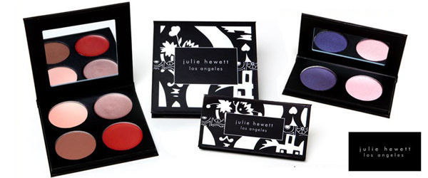 Julie Hewett Makeup Collection from MWS Pro Beauty