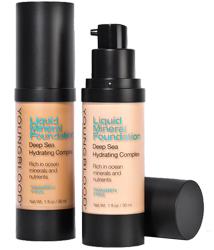 Spring Trends Youngblood Liquid Mineral Foundation - 1 oz by MWS Pro Beauty