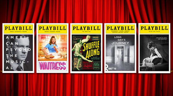 Broadway Shows by Manhattan Wardrobe Supply