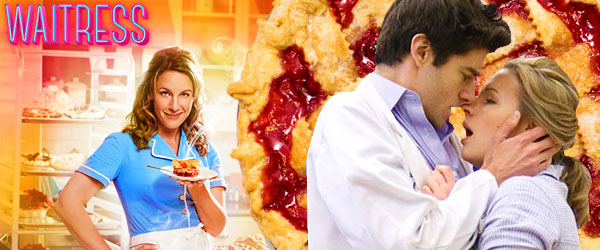 Waitress Broadway Shows by Manhattan Wardrobe Supply