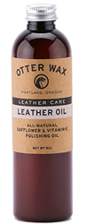 Otter Wax Leather Oil by Manhattan Wardrobe Supply