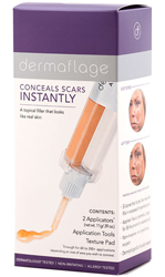 Dermaflage Scar And Acne Single Tone Kit by MWS Pro Beauty