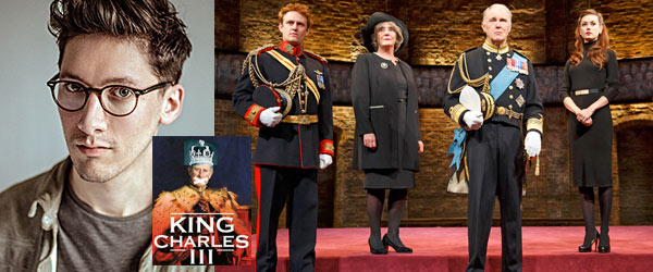 2016 Tony Awards Nominations Tom Scutt King Charles III by Manhattan Wardrobe Supply