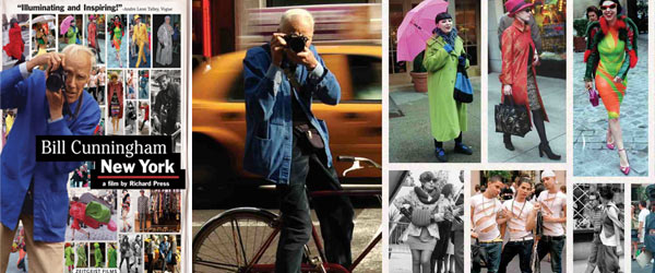 Fashion Documentaries: Top 5 Bill Cunningham New York by Manhattan Wardrobe Supply