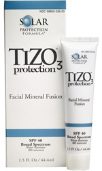5 Essential Beach Glow Products Tizo 3 Age Defying Fusion SPF 40 Tinted Sunscreen-1.75 oz by MWS Pro Beauty