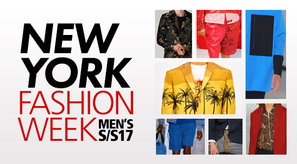 NYFW: Men's by Manhattan Wardrobe Supply