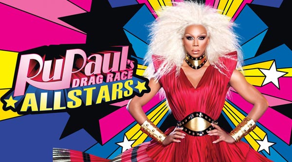 RuPaul's Drag Race All Stars by Manhattan Wardrobe Supply