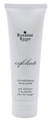 Skincare Routine Roxanne Rizzo NY Mint Exfoliating Facial Polish by MWS Pro Beauty