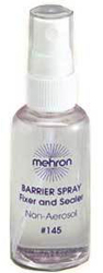 RuPaul's Drag Race All Stars Mehron Barrier Spray Pump by Manhattan Wardrobe Supply