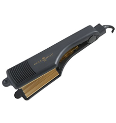 "Emmy Awards 2016 Gold 'N Hot 2"" Professional Ceramic Crimping Iron by MWS Pro Beauty"