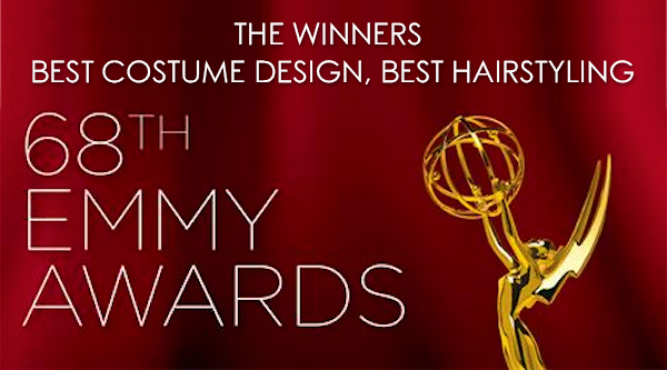 Emmy Awards 2016 by Manhattan Wardrobe Supply