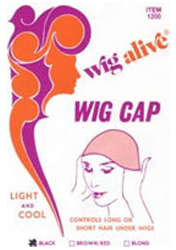Halloween Wig Cap by MWS Pro Beauty