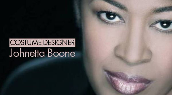 Costume Designer Johnnetta Boone by Manhattan Wardrobe Supply