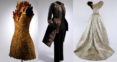 Masterworks - The Met's Costume Institute Exhibition by Manhattan Wardrobe Supply