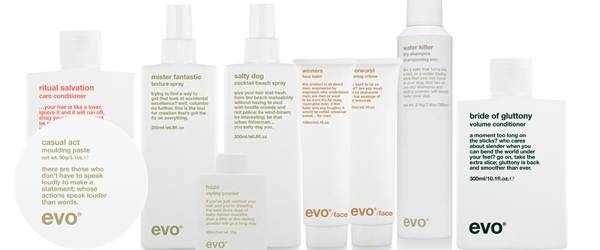 2016 Highlights Evo Haircare by MWS Pro Beauty