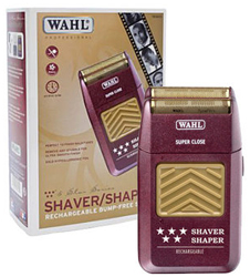 Holiday Gift Ideas Wahl 5 Star Rechargeable Shaver/Shaper by MWS Pro Beauty