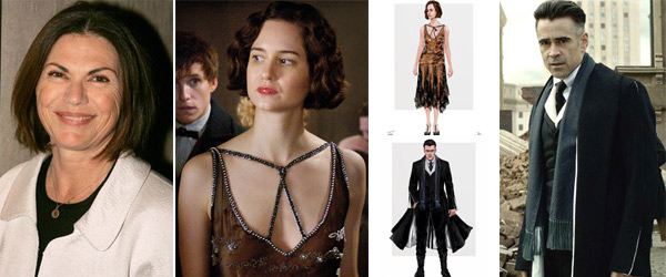 Oscar Nominations Colleen Atwood - Fantastic Beasts and Where to Find Them by Manhattan Wardrobe Supply