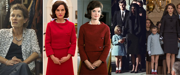 Oscar Nominations Madeline Fontaine - Jackie by Manhattan Wardrobe Supply