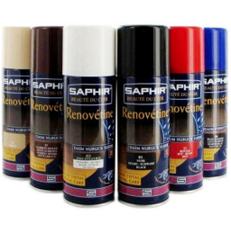 2016 Highlights Saphir Tenax Leather Color Spray-4.23 oz by Manhattan Wardrobe Supply