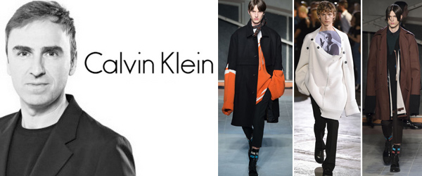 Raf Simons for Calvin Klein at New York Fashion Week 2017 by Manhattan Wardrobe Supply