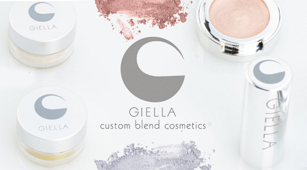 Giella Custom Blend Cosmetics by MWS Pro Beauty