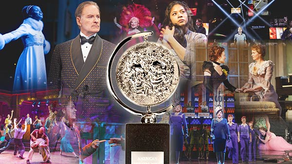 The Tony awards by Manhattan Wardrobe Supply