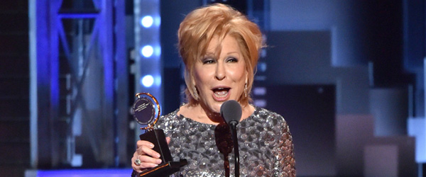 Bette Midler The Tony Awards by Manhattan Wardrobe Supply