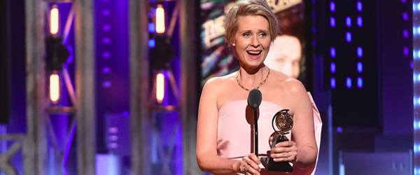 Cynthia Nixon The Tony Awards by Manhattan Wardrobe Supply