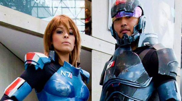 Cosplay Stars Becka Noel and Dhareza Maramis: An Interview Part II by Manhattan Wardrobe Supply