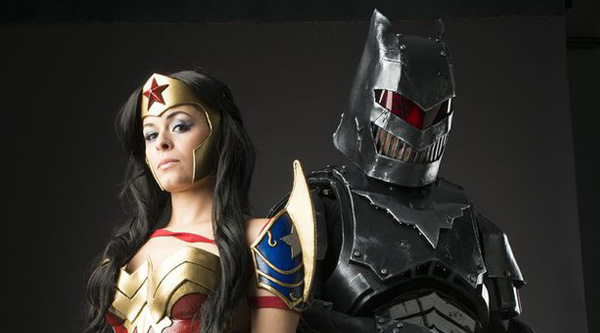 Cosplay stars Becka Noel and Dhareza Maramis: An Interview by Manhattan Wardrobe Supply