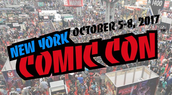 NY Comic Con by Manhattan Wardrobe Supply