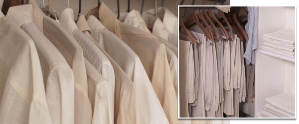 Sara Berman's Closet by Manhattan Wardrobe Supply