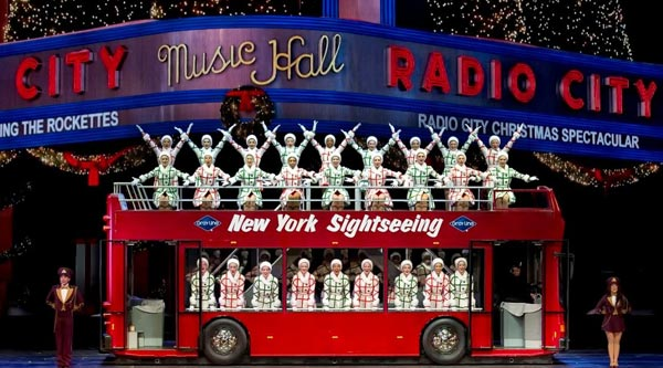 Radio City Christmas Spectacular: Backstage by Manhattan Wardrobe Supply