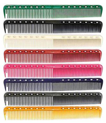 Y.S. Park 339 Fine Cutting Comb stocking stuffers by Manhattan Wardrobe Supply