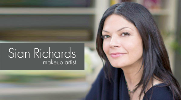Makeup Artist Sian Richards: An Interview by MWS Pro Beauty